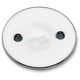 Chrome Dimpled Inspection Cover - 758