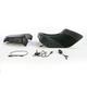 Low Profile 2-piece  Adventure Track Seat w/Front Heat - 0810-BM08H