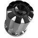 Black Deep Cut Re-Usable Oil Filter - 03-461