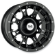 12 in. Black Diablo Wheel - 991-35B