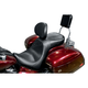 Plain Weekday 2-Up XL Seat w/Driver Backrest Receptacle - YMC-322-01-00