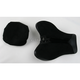 Sport One-Piece Solo Seat with Rear Cover - 0810-0814