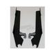Black Batwing Plate-Only Hardware - MEK1810