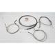 Standard Length Handlebar Cable and Line Kit - BA-8022KT