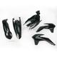Black Replacement Plastic Kit - 2314310001