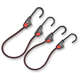Black 24 in. Bungee Cords - 51242