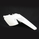 White Rear Fender w/Attached Side Panels - 2253050002