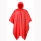 Red PVC Rain Poncho - 51-112R