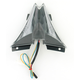 Light Werkes Crystal Clear Integrated Taillight - TLA1004C