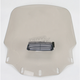 Solar Tall Vented Windshield - 2312-0167