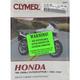 Honda Repair Manual - M349