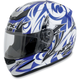 Blue Multi FX-95 Helmet