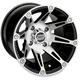 Machined Type 387X Wheel - 0230-0446