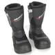 Black/Gray Pivot Boots