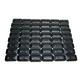 Super Lite +Plus Double Backing Plates - 2463-P2-BLK
