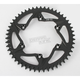 Rear Aluminum Black Sprocket - 208K-50