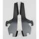 Black No-Tool Trigger-Lock Plate Only Kit to Change from Sportshield to Fats/Slims or Batwing - MEB8868
