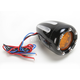 Dual Function Deep Cut Factory Style Turn Signal with LED Fire Ring - 12-765