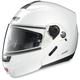 Metallic White N91 N-Com® Modular Helmet