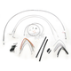 Braided Stainless Steel Cable/Line Kit - B30-1054