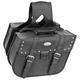 Studded Rigid Quest Slant Saddlebags w/Lock - 10-8975