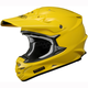 Brilliant Yellow VFX-W Helmet