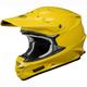 Brilliant Yellow VFX-W Helmet