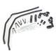 Wrinkle Black Fender Protectors - 56-3270
