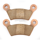 Standard Sintered Metal Brake Pads - DP532