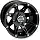 Gloss Black Type 387X Wheel - 0230-0447