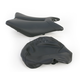 Track-CF One-Piece Solo Seat with Rear Cover - 0810-H019