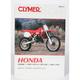 Honda Dirtbike Repair Manual - M431-2