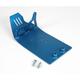 Blue Skid Plate - 320YTR5021