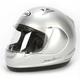 Aluminum Silver RX-Q Helmet