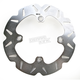 Rear Stainless CX Extreme Vee Brake Rotor - MD6013CX