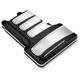 Platinum Cut Scallop Design Transmission Top Cover