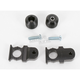 Black Axle Block Sliders - DRAX-103-BK