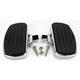 Steel Driver Floorboards - TA124