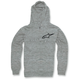 Heather Gray Ranking Zip Hoody