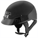 Gloss Black Solid Speed SS300 Helmet