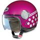 Fuchsia N20 Dash Helmet