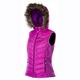 Womens Clover Purple Waverly Vest (Non-Current)