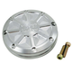 Clear Anodized Silver Joker Racing Billet Points Cover - 16-591S
