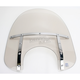 Memphis Fats 13 in. Bobbed Windshield for 9 in. Headlight - 2313-0010