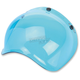 Blue 3-Snap Bubble Shield - BV-BLU-00-SD