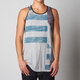 Heather Gray Addle Tank