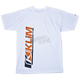 Youth White Podium T T-shirt (Non-Current)