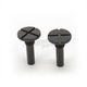 Black Shield Screws for AFX Helmets - 0133-0635