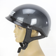 Carbon Fiber Graphic Gray Solid Speed SS300 Helmet
