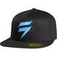 Black/Blue Barbolt Hat
